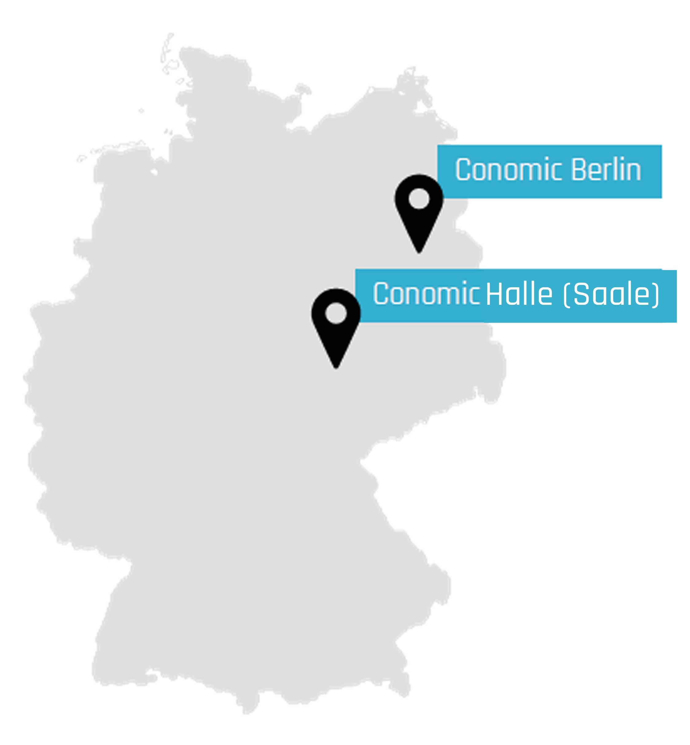 Büros Halle Berlin Conomic