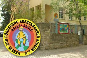 Vereinshaus Kinderplanet Halle Saale