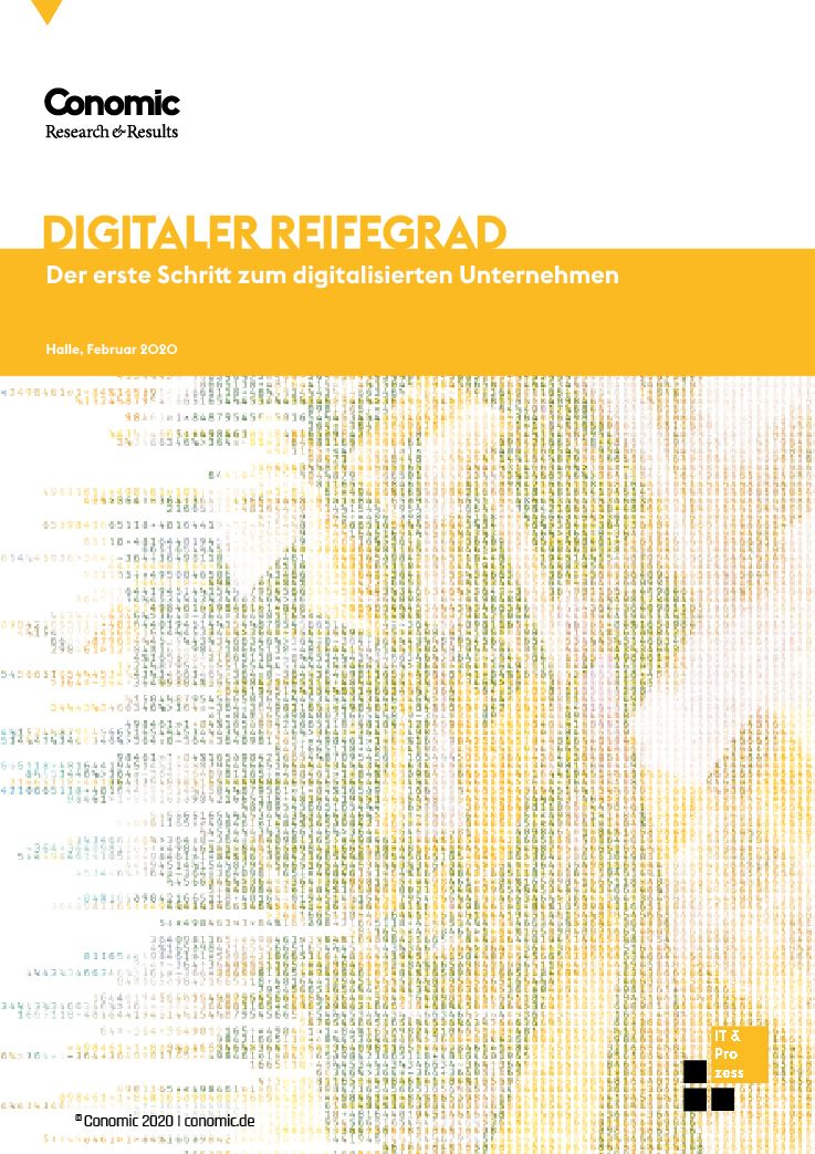Digitaler Reifegrad Whitepaper Conomic